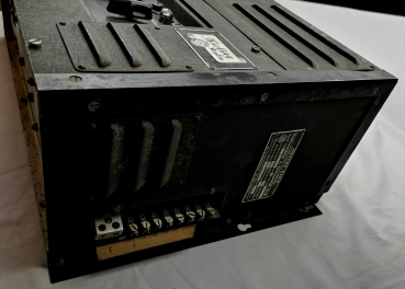 Koerting HTKW amplifier with 4x AD1