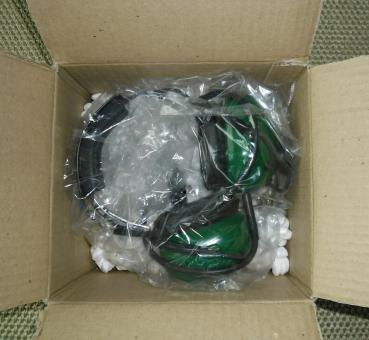 Headset (SEIF / David Clark) never used PN10176118 NSN 5965-01-178-7853