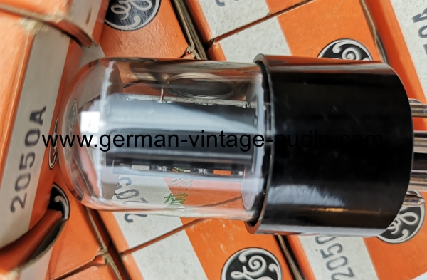 40x 2050A Short Bottle tube GE USA Seeburg Jukebox NOS NIB Thyratron